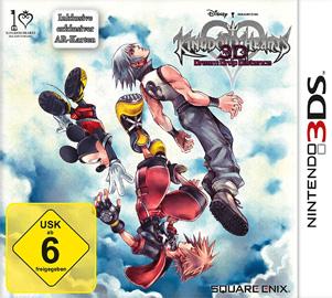 Kingdom Hearts: Dream Drop Distance 3D
