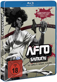 Afro Samurai The Complete Murder Sessions