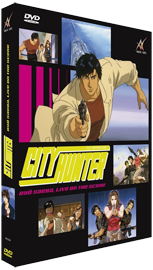 City Hunter: Ryô Saeba, Live on the Scene