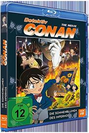 Detektiv Conan: Die Sonnenblumes des Infernos