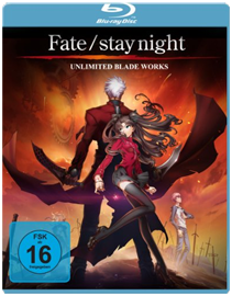 Fate/Stay Night Unlimited Bladeworks