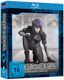 Ghost in the Shell [Stand Alone Complex]