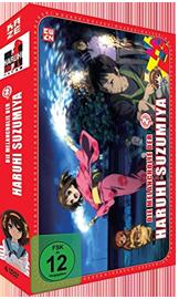 Die Melancholie der Haruhi Suzumiya Staffel 2