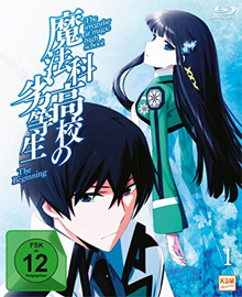 The Irregular at Magic Highschool