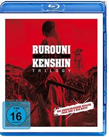 Rurouni Kenshin: The Trilogie