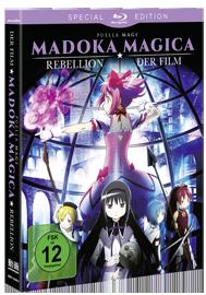 Madoka Magica: Rebellion