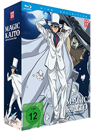 Magic Kaito: Kid the Phantom Thief
