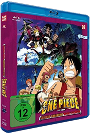 One Piece: Schloss Karakuris Metall Soldaten