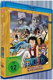 One Piece: Abenteuer in Alabasta – Die Wüstenprinzessin