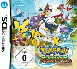 Pokémon Rangers: Spuren des Lichts