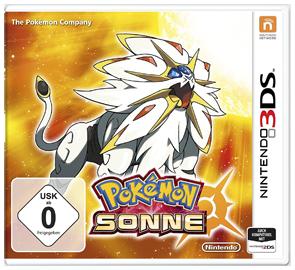 Pokémon: Sonne