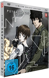 PSYCHO PASS: The Movie