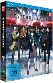 PSYCHO PASS - 2. Staffel