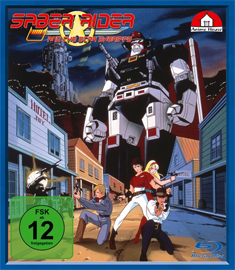 Saber Rider: Lost Episodes