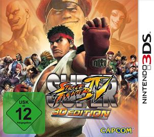 Super Street Figher IV 3D Edition