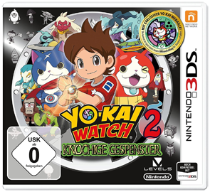 Yo Kai Watch 2: Knochige Gespenster & Kräftige Seelen