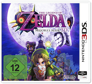 The Legend of Zelda: Majora`s Mask 3D
