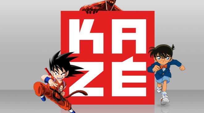 Kazé und Crunchyroll die Vierte!