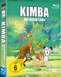 Kimba der weiße Löwe vol. 2