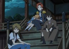 Uchouten Kazoku– The Eccentric Family