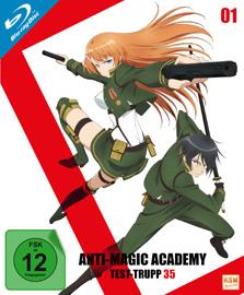 Anti-Magic Academy: Test Trupp 35