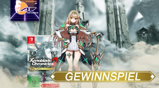 Xenoblade Chronicles 2 Gewinnspiel