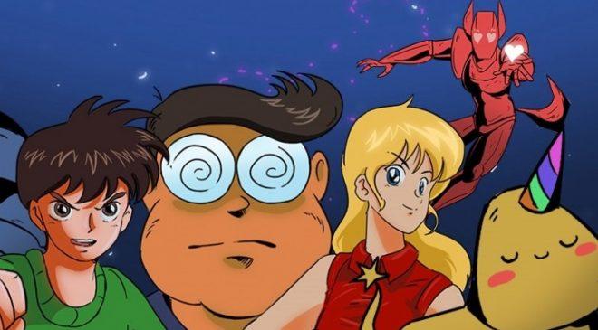 Weitere Staffel Animeparodie
