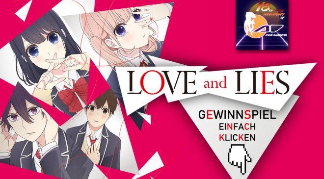 Gewinnspiel mit Liebe