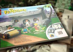 """Steine und Steinzeit- Lego """"The Flintstones"""""""