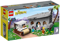 "Lego Ideas ""The Flintstones"""