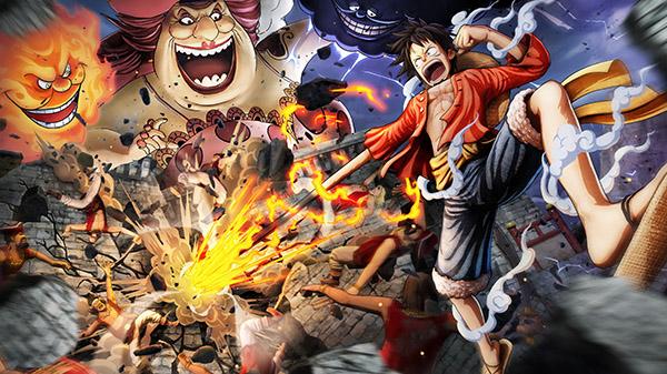 Gamescom Trailer Pirate Warriors 4