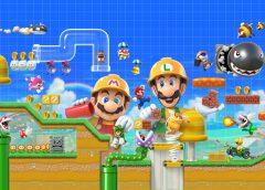 Baumeister: Super Mario Maker 2