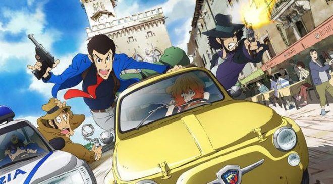 Lupin the 3rd TV Specials