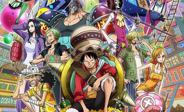 One Piece kommt ins Kino