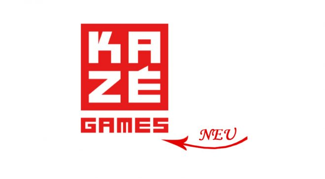 "Kazé macht in ""Games"""