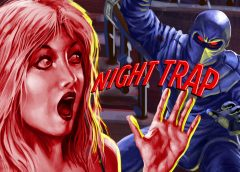 Spannen in Night Trap
