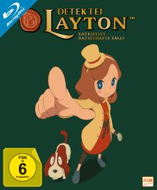 Detektei Layton- Katrielles rätselhafte Fälle