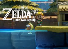 The Legend of Zelda- Links Awakening