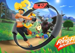 Werde aktiv – Ring Fit Adventure