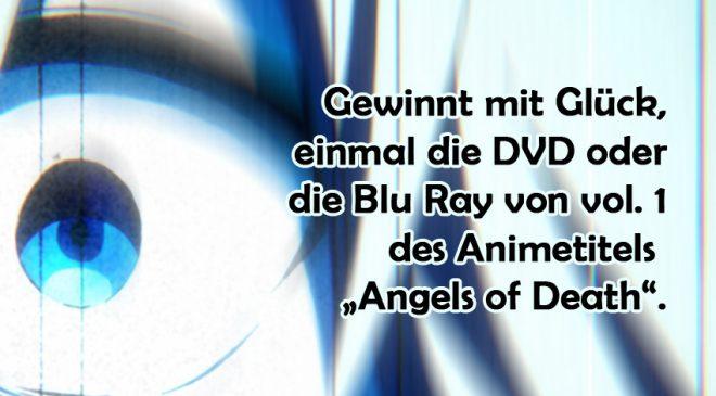 GEWINNSPIEL – Angels of Death