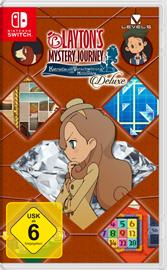 Layton's Mystery Journey: Katrielle und die Verschwörung der Millionäre Deluxe