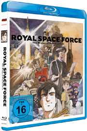Royal Space Force: Wings of Honneamise