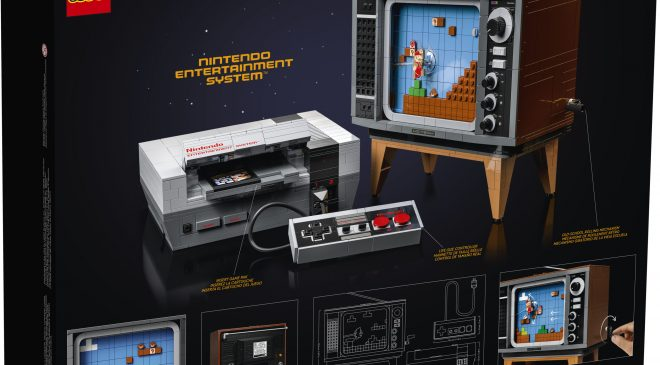 Nintendo Entertainment System von Lego!?