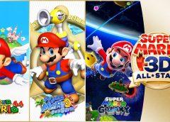 Flotter Dreier! Super Mario 3D Allstars