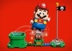 Steine und Mario – Lego x Mario