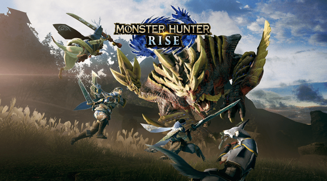 Monster Hunter für Switch