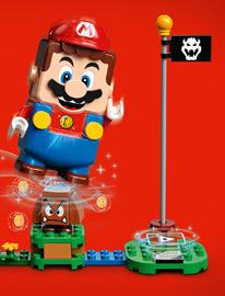 Lego X Mario
