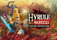 Masse mit Rucklern – Hyrule Warriors: Zeit der Verheerung