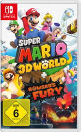 Super Mario 3D World + Bowser Fury
