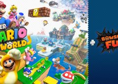 Mario, Katzen, Wutbowser – Super Mario 3D World + Bowser Fury